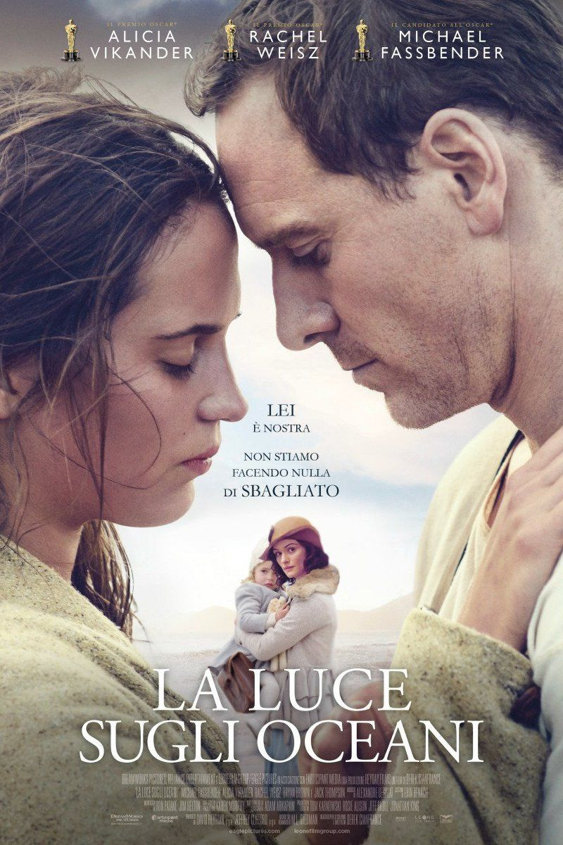 La Luce Sugli Oceani Streaming Film E Serie Tv In Altadefinizione Hd Film Michael Fassbender Rachel Weisz
