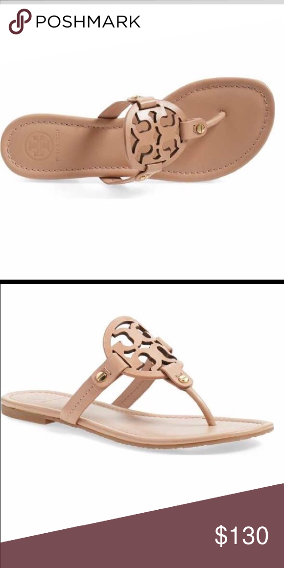 a08369ac2 ISO Tory Burch Miller Sandals ISO!! In search of not selling Tory Burch  Miller