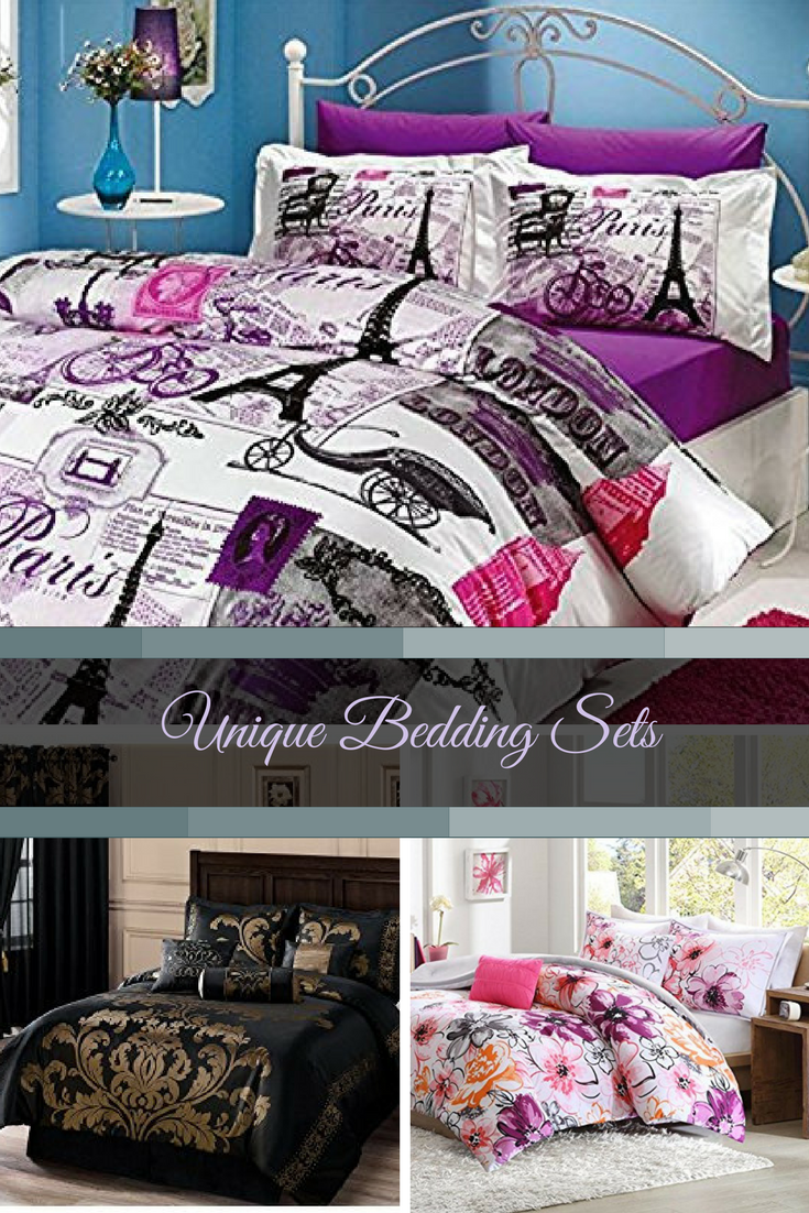Eye catching adventurous and unique bedding sets best pinterest