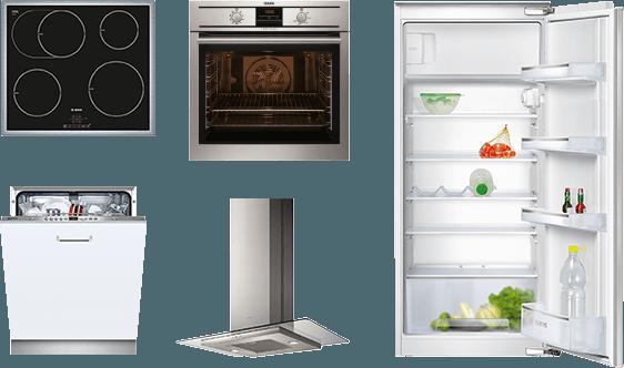 GerätePakete Küche kaufen, Musterküchen, Küchenplanung
