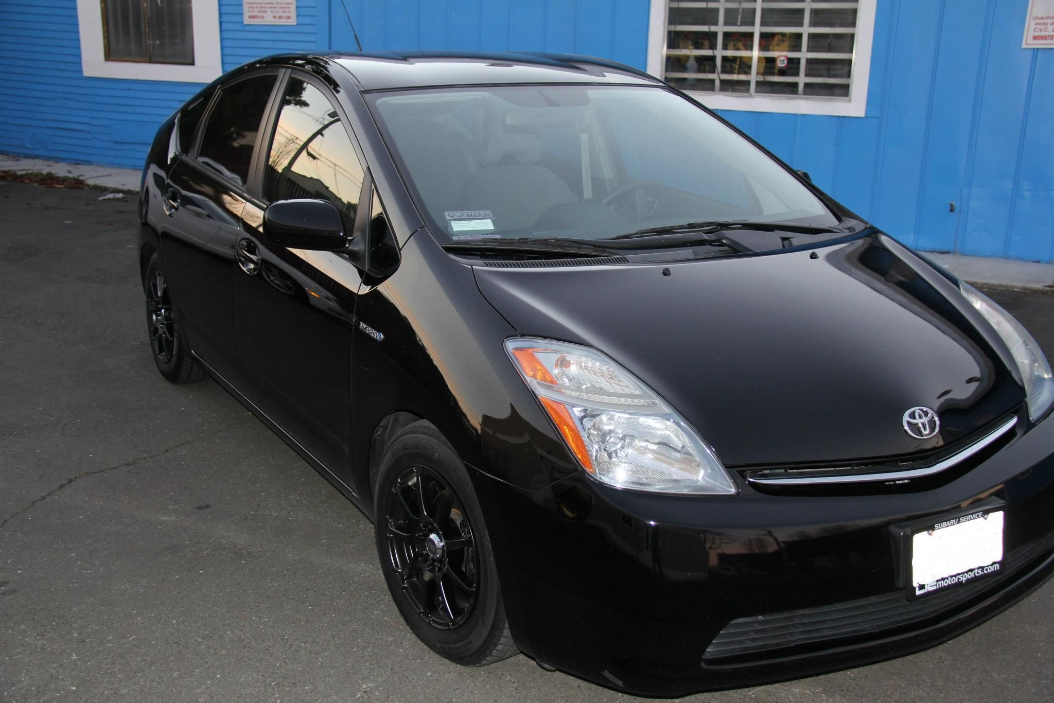 Toyota After Modification And Or Restoration By Lic Motorsports Chariotz Prius Toyota Toyota Prius