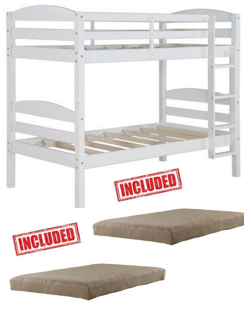 Bunk Beds With Mattress Bundle 2020 Di 2020