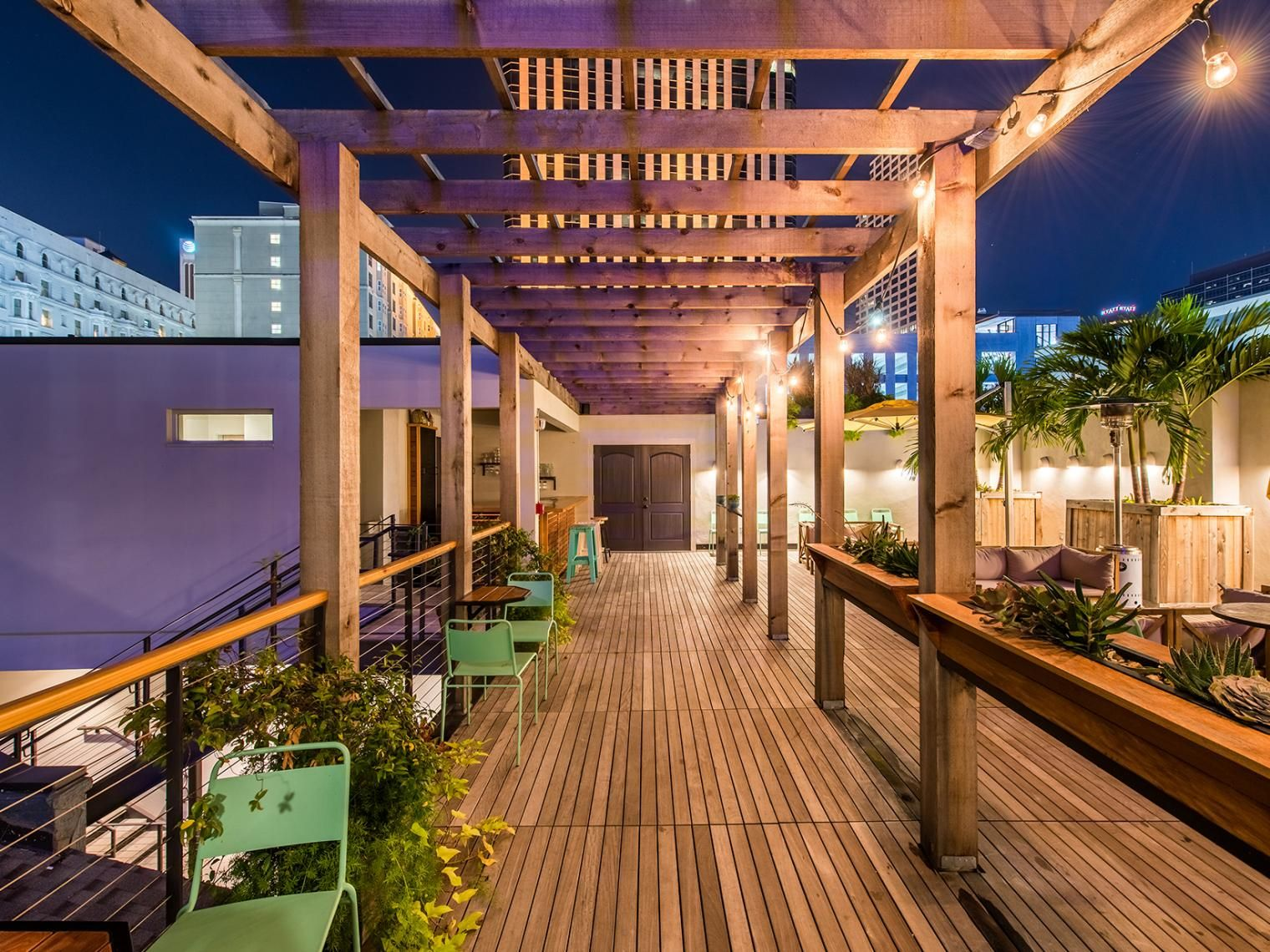 20 of the Greatest American Rooftop Bars for Outdoorsy