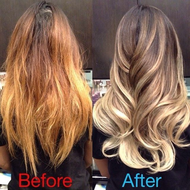 How To Select And Use Toner For Orange Hair Toner For Orange Hair Brassy Hair Hair Styles