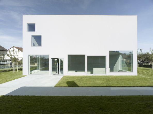 Architekten Ulm neubau ausstellungsgebäude neu ulm braunger wörtz architekten