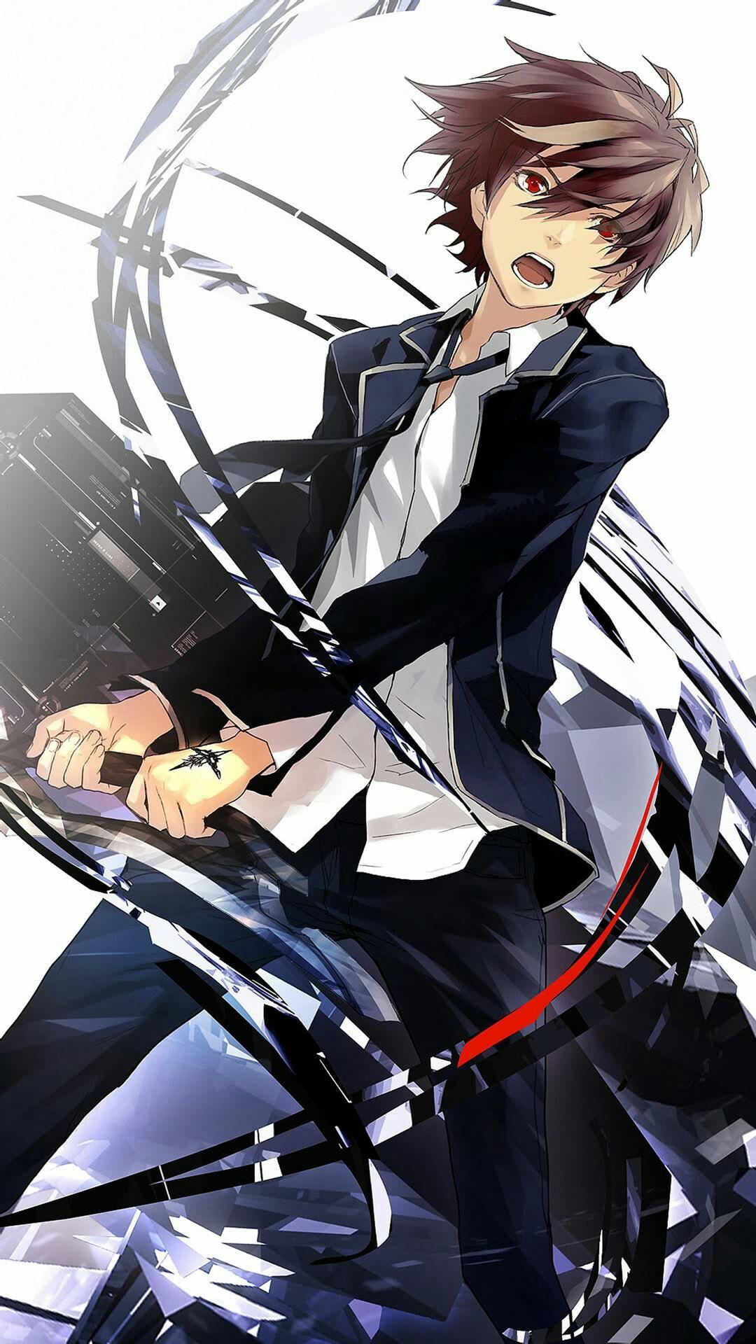 Pin de QuyLee em Anime