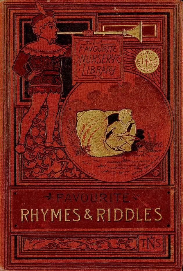 Favourite rhymes and riddles Children's literature