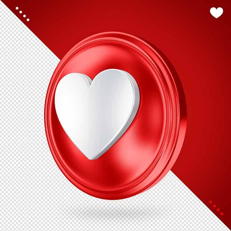 تحميل تصميم قلب Psd ثري دي للفوتوشوب مجانا 2020 مكتبة الفوتوشوب In 2020 Tech Company Logos Company Logo Vodafone Logo
