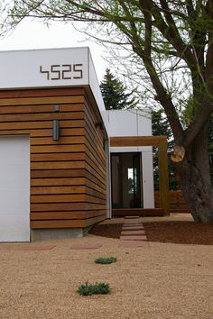 Modern Horizontal Wood Siding Central Beach G Exterior
