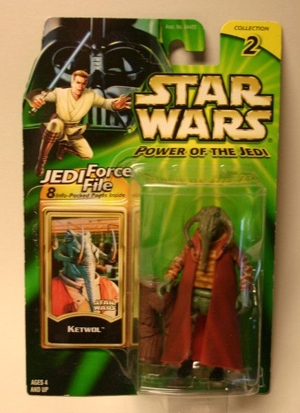 Star Wars Power of the Jedi Action Figures **MINT**