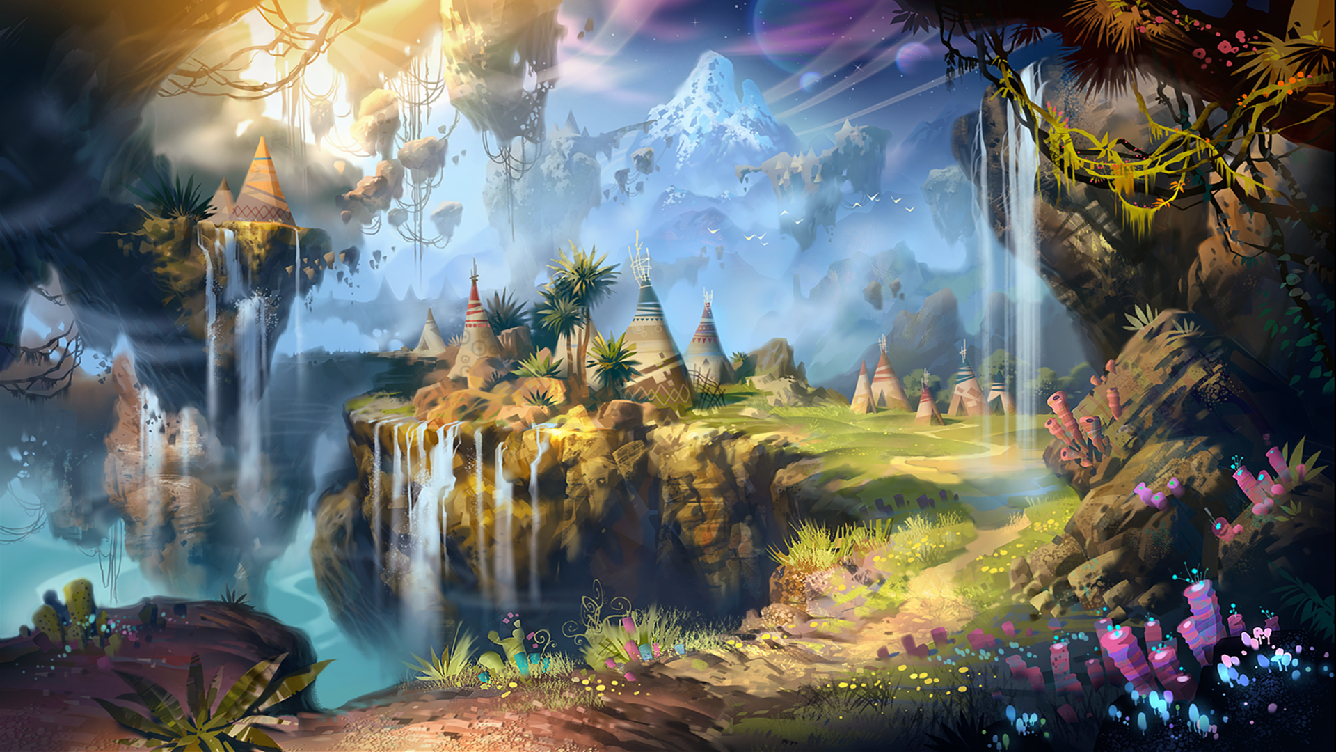 fantasy landscapes wallpapers - wallpapersafari | dungeons and