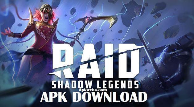 Raid Shadow Legends Apk Mod Latest v1.11.1 Free Download