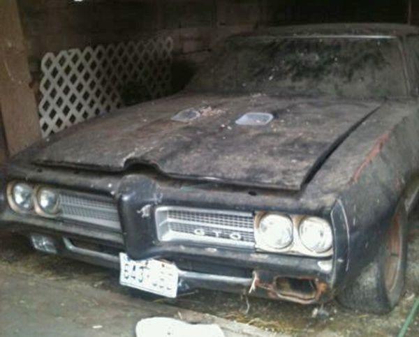 1969 Pontiac Gto Located In Spokane Washington Pontiac Gto