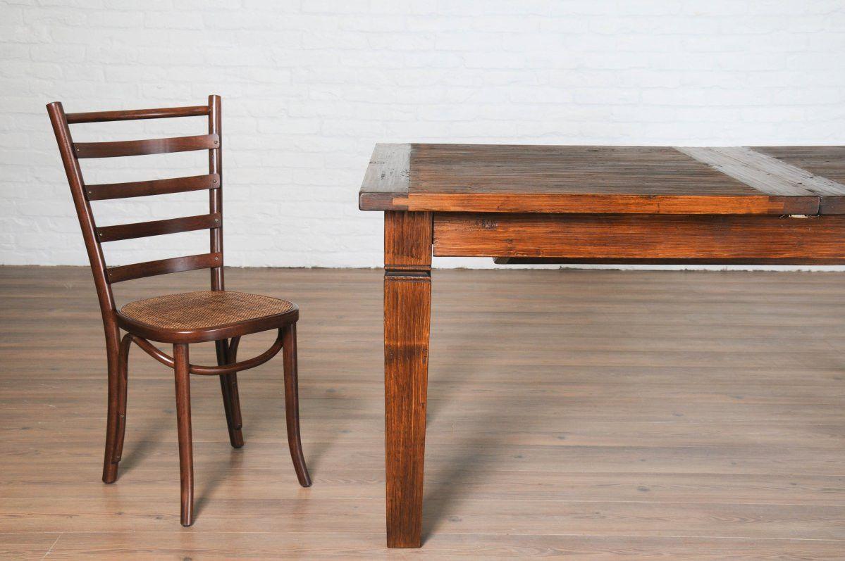 Antique farmhouse table parisian extension table saddle u etúhome  kitchen  pinterest