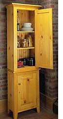 Chimney Cupboard  My Dad Just Made This For Me! A Beautiful Cabinet To Give  Us Extra Storage In My Tiny Kitchen. U003c3