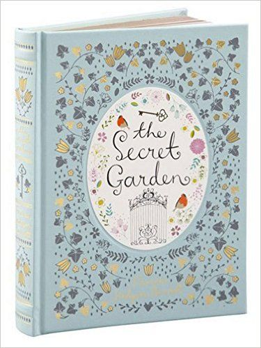 The Secret Garden (Barnes & Noble Leatherbound Children's Classics): Frances Hodgson Burnett, Charles Robinson: 9781435158184: Amazon.com: Books
