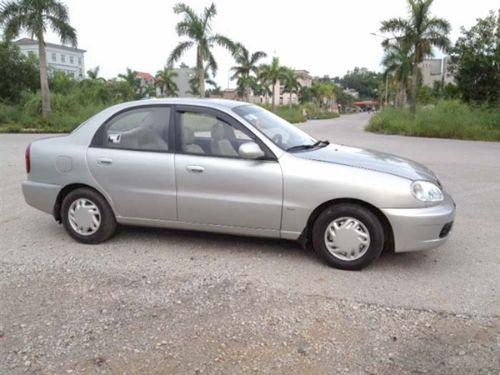 daewoo lanos cũ - dịch vụ kiểm tra ô tô cũ