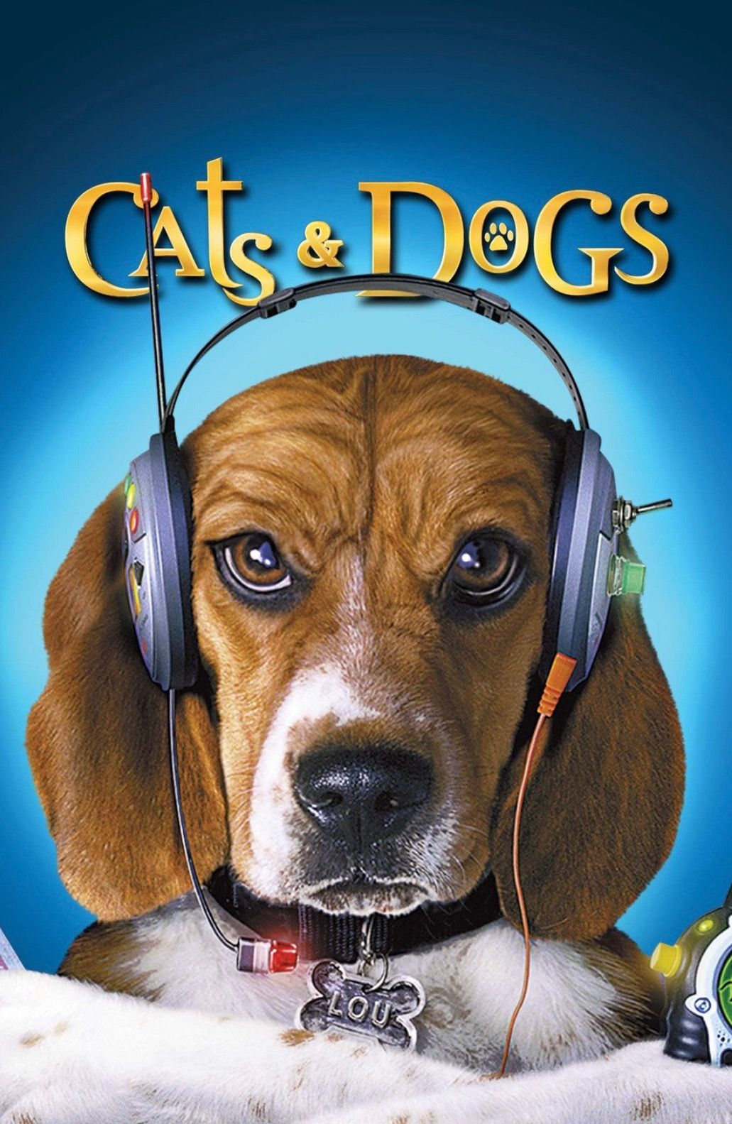 Cats Dogs 2001 Dog Movies Funny Cat Gifts Dog Cat