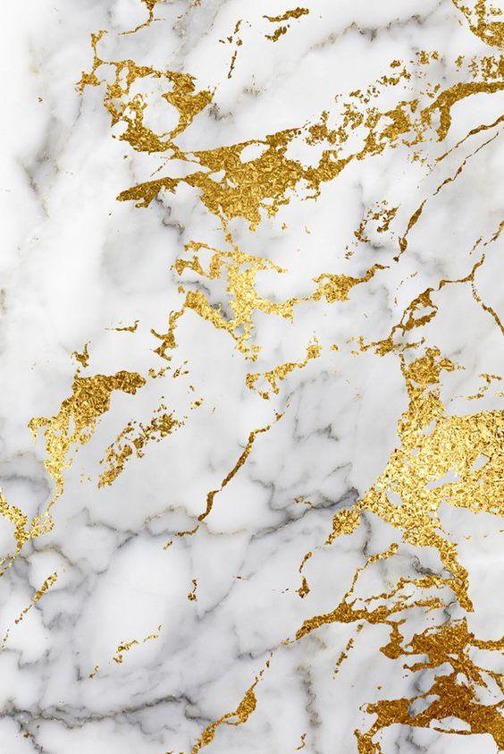 Montèl marmer en goud