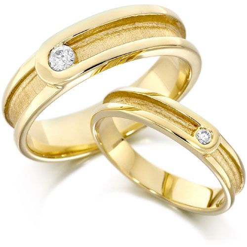 wedding rings for women gold wedding rings are very fashionable a