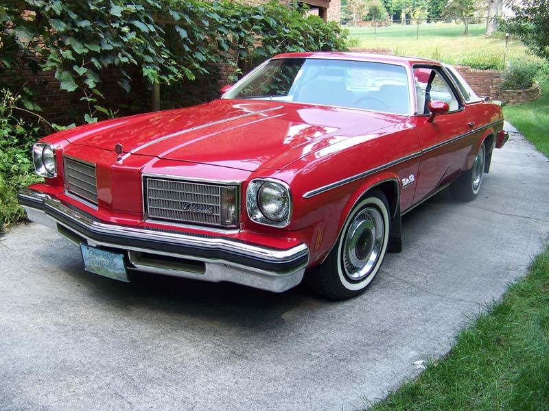1975 oldsmobile cutlass salon maintenance restoration of for 77 cutlass salon for sale