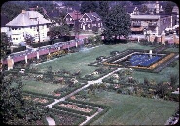 The Collinwood Memorial Garden Was Created As A Memorial To The Children Who Lost Their Lives During The Lakeview Eleme Ohio Elementary Schools Memorial Garden