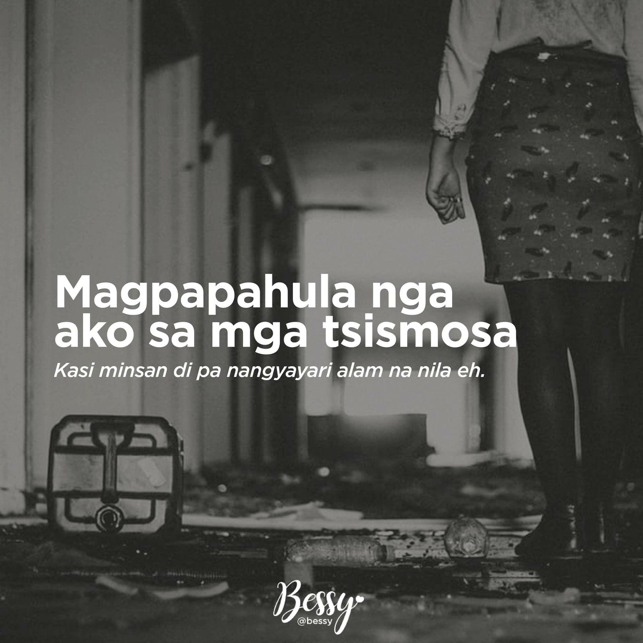 Tagalog Quotes Patama, Tagalog