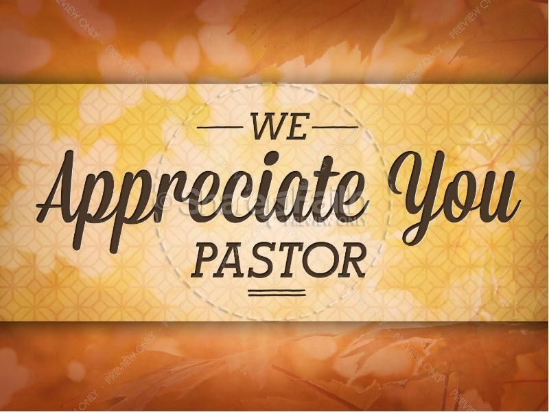 Pastor appreciation day christian powerpoint display your pastor appreciation day christian powerpoint display your gratitude using this autumn themed religious powerpoint toneelgroepblik Image collections