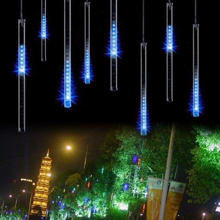 80LED Christmas Lights Outdoor Curtain Led String Lights LED Lights