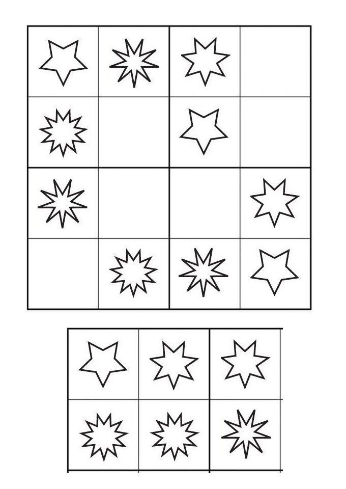 Pin by Lenka Hradilová - Smáhová on Sudoku pro děti   Pinterest   Maths