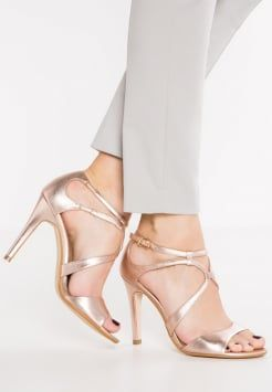 on feet shots of wholesale online well known KIOMI - Sandales à talons hauts - rose gold | Chaussures ...