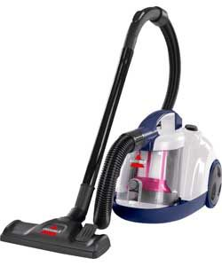 Bissell Cleanview 4757E Pets Bagless Cylinder Vacuum Cleaner