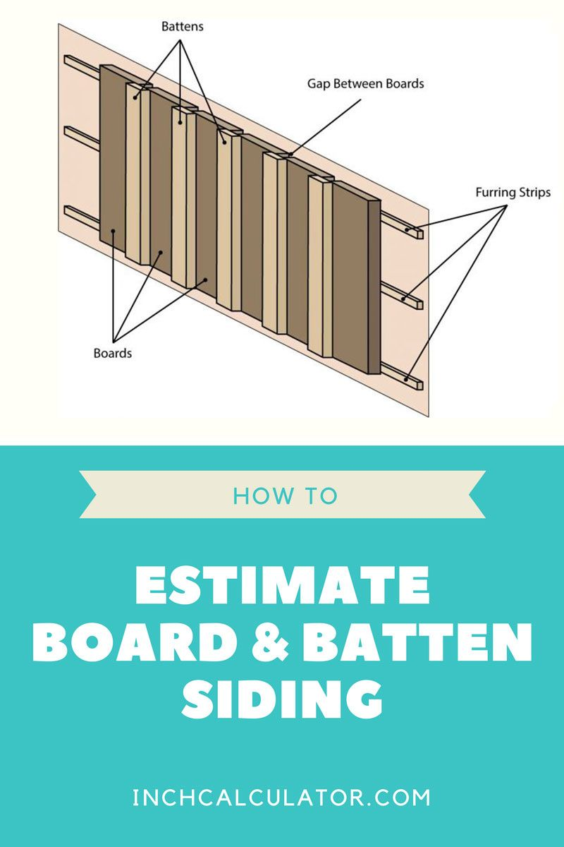 Board And Batten Siding Calculator Inch Calculator Board And Batten Siding Board And Batten Exterior Siding Calculator