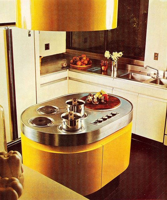 Interieur trends | Retro, Space age and Interiors