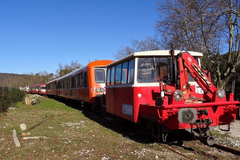 ATTCV OpenAir Railway Museum (con immagini) Treno