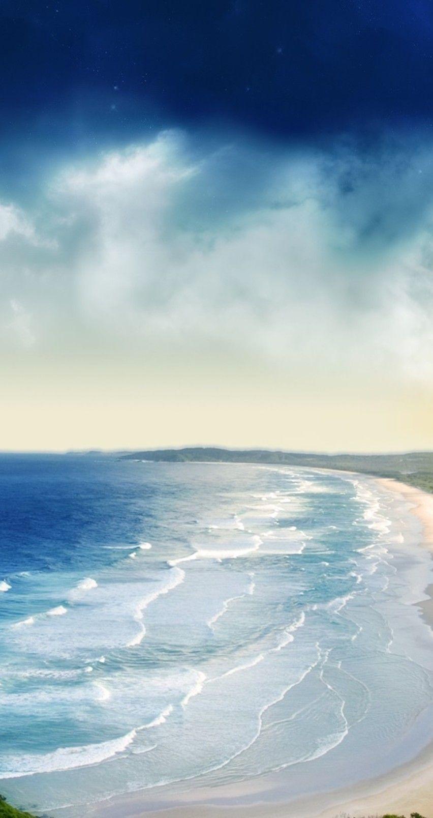 Download Wonderful Ocean - Tap to see wonderful beach/sea ... - photo#36