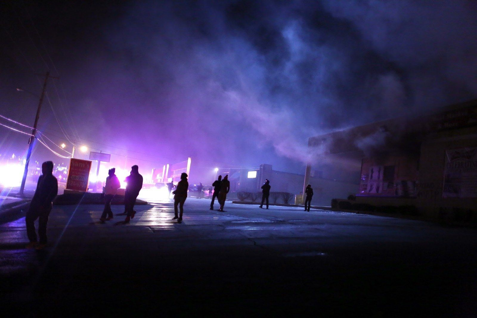 Here are the most powerful photos from the ferguson