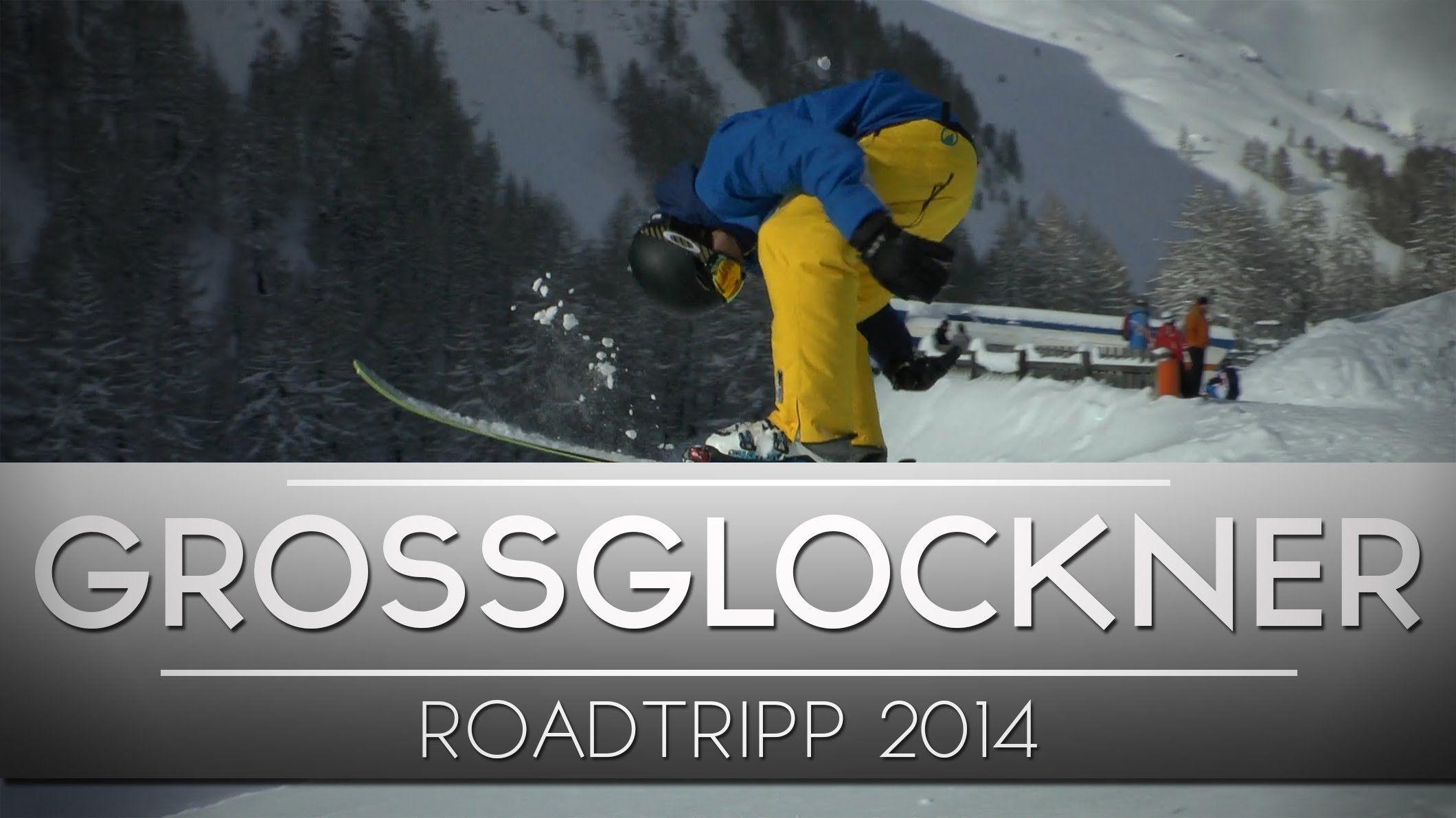 Grossglockner Roadtrip | Powder at Matrei & Heiligenblut | GoPro 3