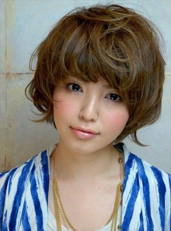 Super Asian Short Hairstyles Asian Woman And Hairstyles On Pinterest Short Hairstyles Gunalazisus