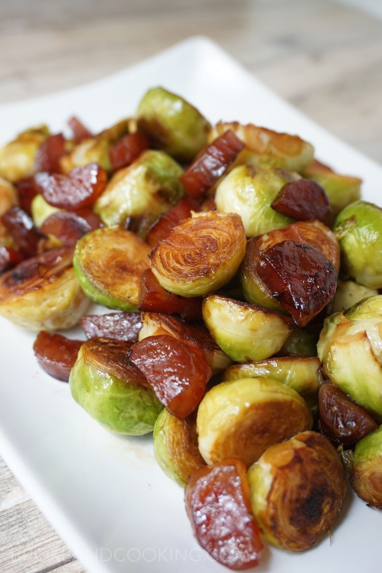 Lap Cheong Brussels Sprouts Lap Cheong Sprout Recipes