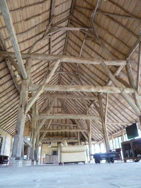 schuur uit 1609 uit Kessel heropgebouwd in Bonheiden