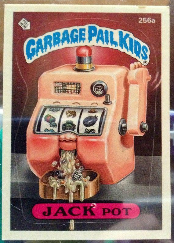 1987 Topps Garbage Pail Kids Trading Card 256a Etsy Garbage Pail Kids Garbage Pail Kids Cards Pail