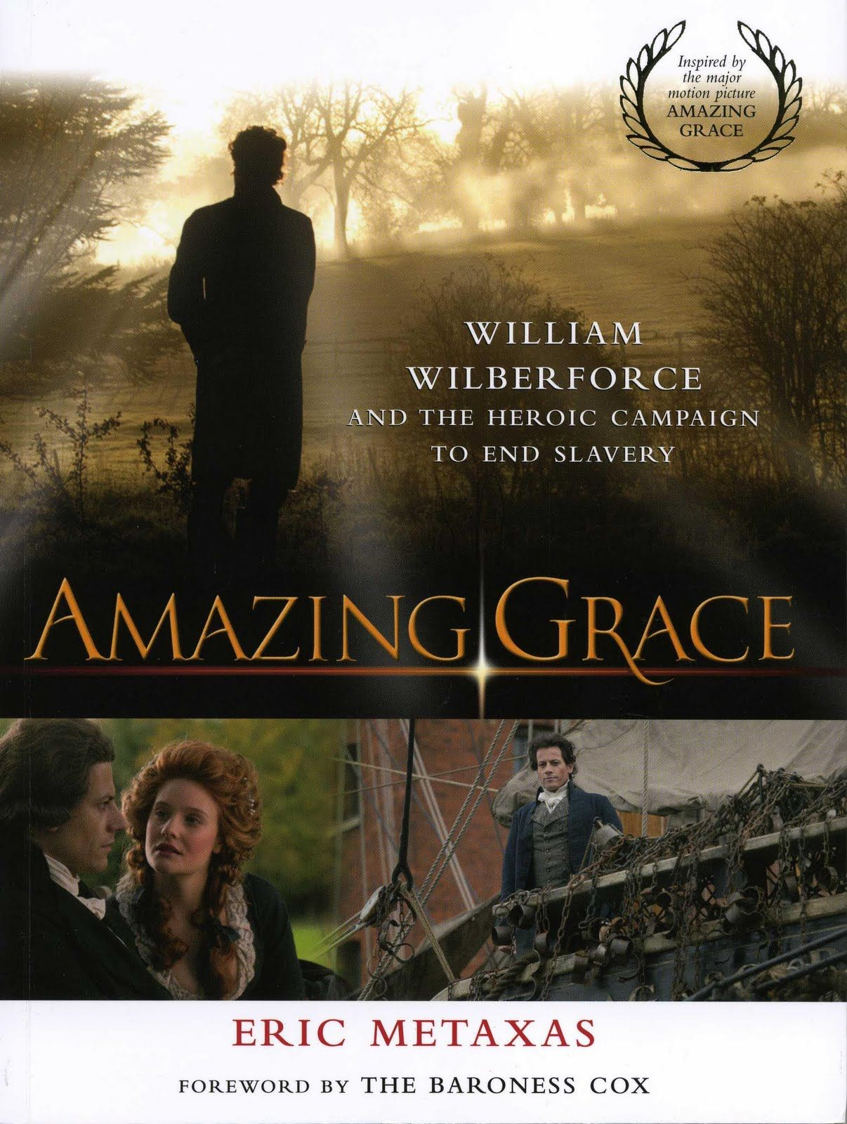 Amazing grace movie essay