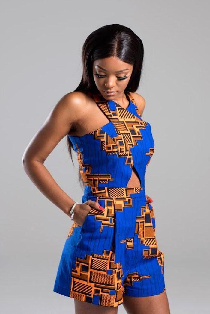 1001 photos de la robe africaine chic et comment la porter aspiring to design textiles. Black Bedroom Furniture Sets. Home Design Ideas