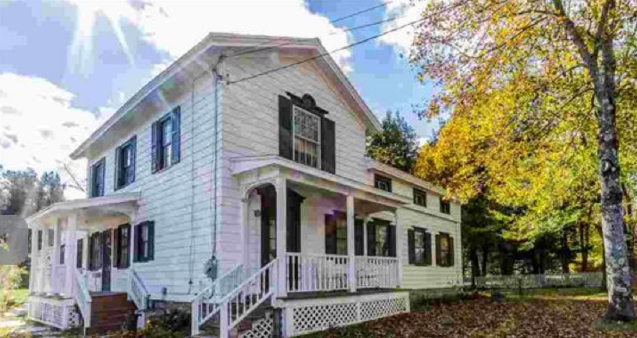 Historic Galway Ny Village Home Circa Old Houses Old Houses For