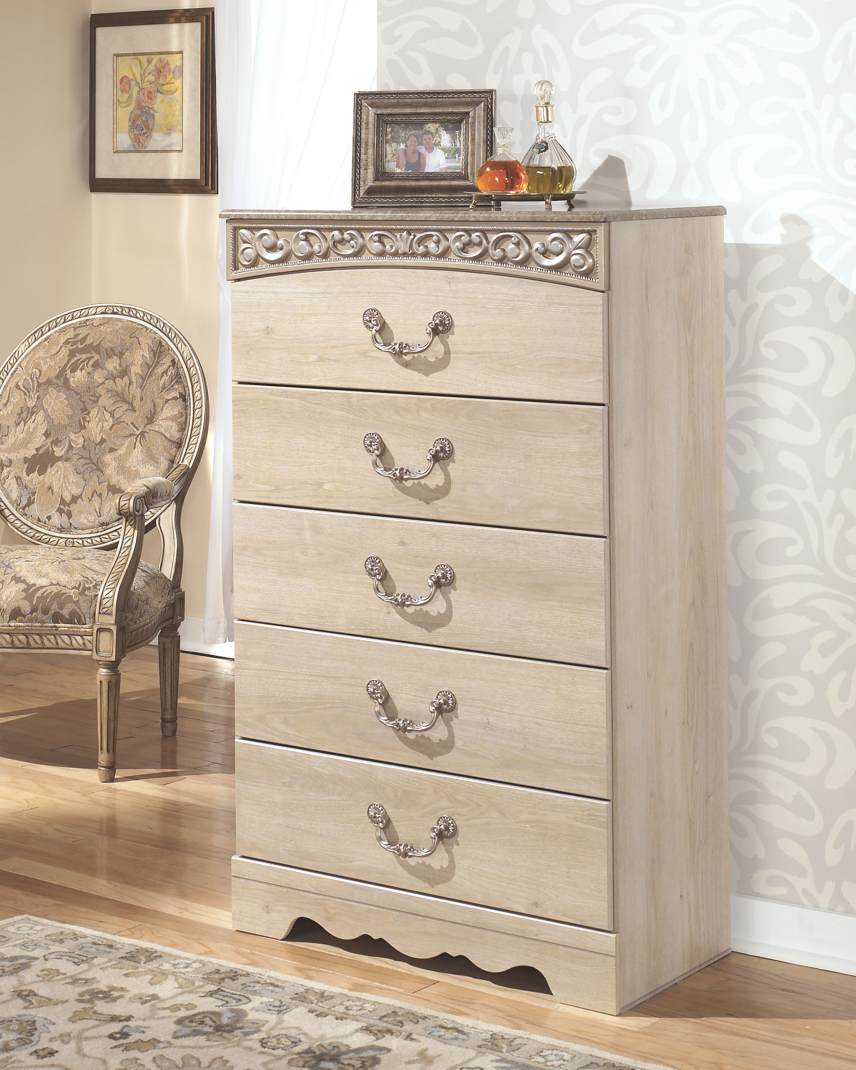 Catalina Chest Of Drawers With Images Ashley Furniture Outlet