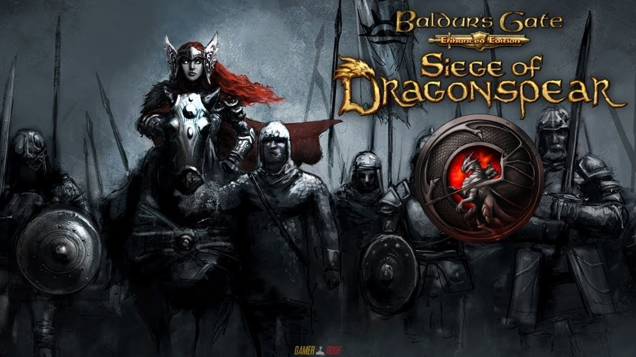 Baldurs Gate Siege Of Dragonspear Ps4 Version Review Full Game