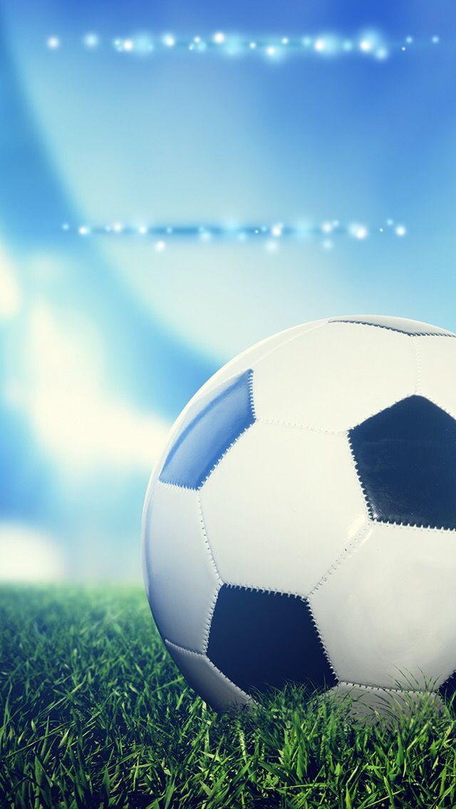Oboi Iphone Wallpapers Sport Wallpaper Soccer Ball Soccer