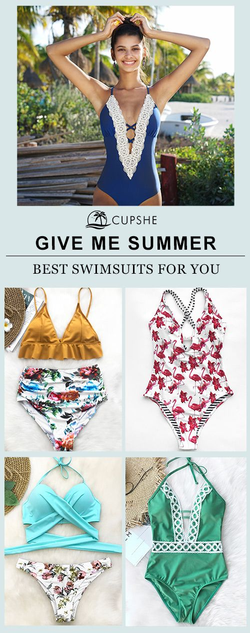 28473226de It s easy to be happy when you have a delightful bikini to wear in your  summer holiday. With much love