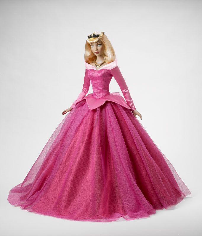 Disney Enchanted Nursery Cinderella Baby Doll In Blue: Disney's Sleeping Beauty From Tonner Dolls